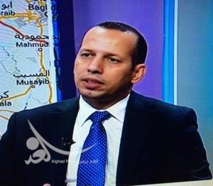 الخبير الامني هشام الهاشمي